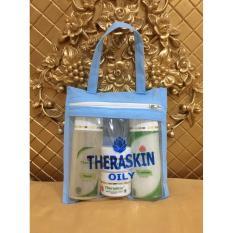 Isi 4 Theraskin Paket Oily Bpom Indonesia Diskon