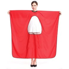 Review Pada Salon Hair Cut Barber Cover Cloth Hairdressing Barbers Cape Gown Intl