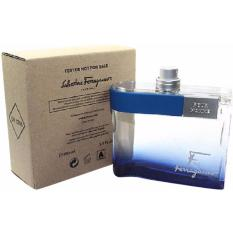 Harga Salvatore Ferragamo Free Time Edt 100Ml Men Tester Salvatore Asli