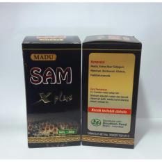 Sam X Plus Madu Asam Urat Madu Radang Sendi Rematik Dan Pegal Linu - 350 gr
