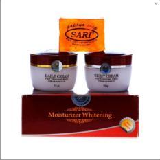 Sari Cosmetics Cream Sari Normal (new pack warna merah) - Original PT Star Abadi Ratu Indonesia Bogor