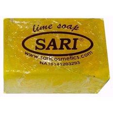 Sari Cosmetics Sabun Kuning / Lime Sari - Paket Cream Sari Oily