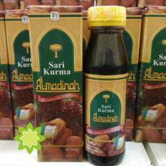 Sari Kurma Al Madinah isi 365 gr - 2 botol