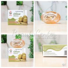 SARI Lightening Soap Olive  / Sabun Sari Zaitun