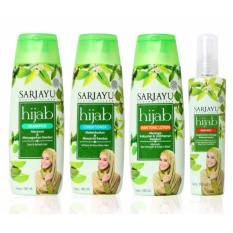 Harga Sariayu Paket Hijab Series A 4 In 1 Isi 1 Shampo 1 Conditioner 1 Hair Tonic Lotion 180Ml 1 Hair Mist 100Ml Di Jawa Timur