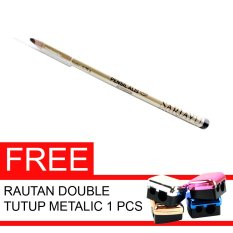 Spesifikasi Sariayu Pensil Alis Pro Coklat Gratis Rautan Double Tutup Metalic 1 Pcs Yang Bagus