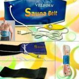 Spek Sauna Belt Slimming Body Sauna Portable Korset Magnetic Tubuh Alat Sabuk Pelangsing Tubuh Perawatan Kecantikan Pengencang Kulit Tubuh Pembentuk Tubuh 3D Pembakar Lemak Pengecil Perut Universal