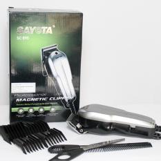 Harga Sayota Alat Cukur Rambut Hair Clipper Magnetik Sc 890 Garansi Resmi Termurah