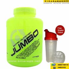 Scitec Nutrition Jumbo 6 Lbs Strawberry