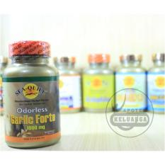 Jual Sea Quill Odorless Garlic Fote 60 S Seaquill Branded