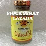 Sea Quill Osteo Cal 60 S Calcium Tulang Kalsium Osteoporosis Rematik Nyeri Sendi Lutut Original