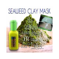 Seaweed Clay Mask Masker Rumput Laut Fpd Promo Beli 1 Gratis 1