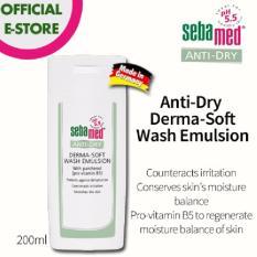 Jual Sebamed Anti Dry Derma Wash Emulsion 200 Ml Original