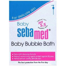 Tips Beli Sebamed Baby Bubble Bath 1000 Ml