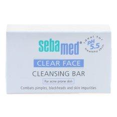 Beli Sebamed Clear Face Cleansing Bar 100 Gr Kredit Indonesia