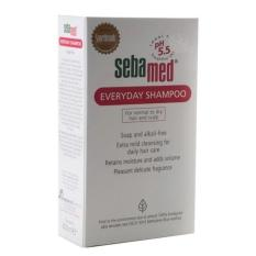 Spesifikasi Sebamed Everyday Shampoo For Normal To Dry Hair And Scalp 400Ml