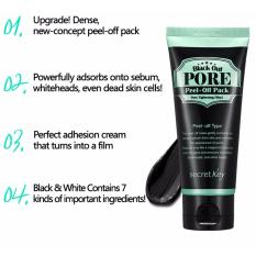 Beli Secret Key Black Out Pore Peel Off Pack 100Ml Murah Indonesia