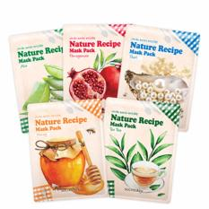 Harga Secret Key Nature Recipe Mask Pack 5P Honey New