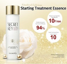 Jual Secret Key Starting Treatment Essence Rose 150Ml Limited Edition Tutup Pink Grosir