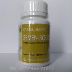 lhiformen obat kuat penambah stamina pria legal bpom isi 50 kapsul