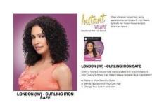 Sensationnel Instant Weave Quick Weave London Colour DX2733 - intl
