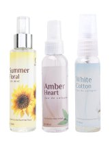Harga Senswell Eau De Cologne Summer Amber Cotton 100Ml Online Indonesia