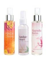 Beli Senswell Paket Bodymist Peach Amber Magnolia 100Ml Kredit
