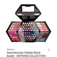 Harga Sephone Geometricolor Palette Block Buster Banten