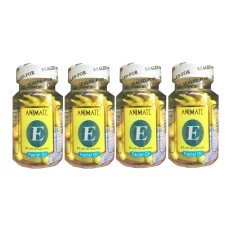 Serum Vitamin Wajah - Animate Whitening - 240 Kapsul 4 botol