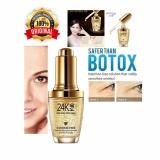 Beli Serum Wajah Emas 24K Bioaqua 24K Gold Skin Care Penghilang Kantung Mata Dan Kerutan Wajah