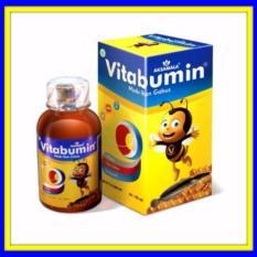 Promo Set 2 Btl Madu Vitabumin Anak Nafsu Makan Dan Tumbuh Kembang Otak Anak 130 Ml Di Jawa Barat