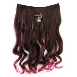Ulasan Tentang Seven 7 Revolution Hairclip Ombre Curly No 2 Hair Clip Klip Korea