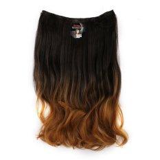 Promo Seven 7 Revolution Hairclip Premium Ombre No 7 Hair Clip Klip Korea Seven 7 Revolution Terbaru