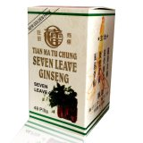Jual Seven Leave Ginseng Tian Ma Tu Chung Baru