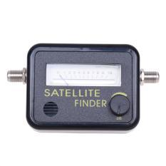 Ulasan Lengkap Tentang Sf95 Satelit Digital Sinyal Meter Buzzle Untuk Directv Dish Tv Network Intl