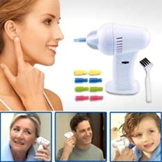 Shakalaka Kesehatan Beauty Bath Body Aksesoris Tanpa Kabel VAC Vacuum Telinga Cleanerwax Pembersih Keselamatan Remover Earpick Tanpa Rasa Sakit-Intl