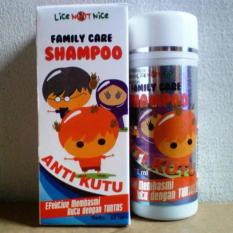 Shampo Anti Kutu - Family Care Shampoo 60ml