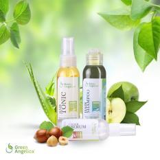 Spek Shampo Hairtonic Serum Nisim Paket Rambut Botak Parah By Green Angelica Jawa Timur