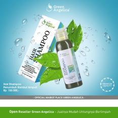 Spesifikasi Shampo Penumbuh Rambut Cepat Green Angelica Shampo Herbal Untuk Rambut Rontok Yg Baik