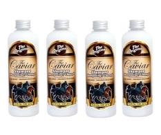 Shampoo Caviar Shampo Kuda Menebalkan Rambut Bpom 250 Ml 4 Botol Original