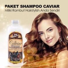 Shampoo Caviar Shampo Kuda Untuk Rambut Kuat Dan Tebal - 250ml