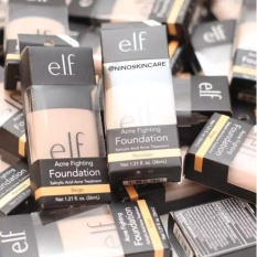 Jual Share In Jar E L F Elf Acne Fighting Foundation Original 100 Ori