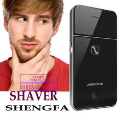Shaver Charger Shengfa RSCW 2055 Alat cukur Kumis dan Jenggot 2 IN1 0f1a6243ff