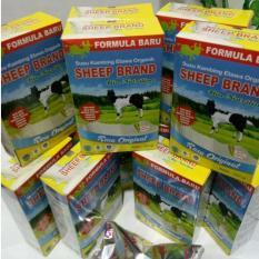 Cara Beli Sheep Brand Susu Kambing Organik Original Paket 10 Kotak