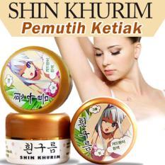 Shin Khurim Korea Cream Pemutih Ketiak Dan Selangkangan ORIGINAL 100{55e037da9a70d2f692182bf73e9ad7c46940d20c7297ef2687c837f7bdb7b002}
