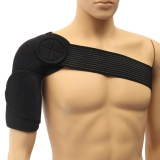 Promo Shoulder Support Strap Adjustable Lembut Arthritis Gym Olahraga Single Lengan Brace Oem Terbaru