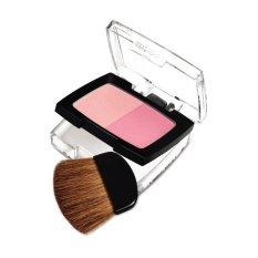 Toko Silky G*Rl Shimmer Duo Blusher 02 Blushing Pink Silky G*Rl Di Dki Jakarta
