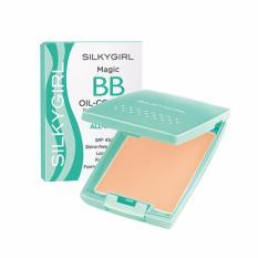 Beli Silky Magic Bb Oil Control Pressed Powder 02 Nat Kredit Dki Jakarta