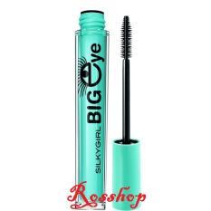 Silkygirl Big Eye Collagen Waterproof Mascara