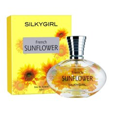 Jual Silkygirl French Sunflower Edt 50Ml Branded Murah